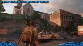 The Last Of Us Chapter 4 All Collectible Locations