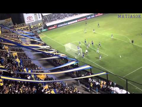 Boca Fluminense Lib12 / Nosotros alentamos