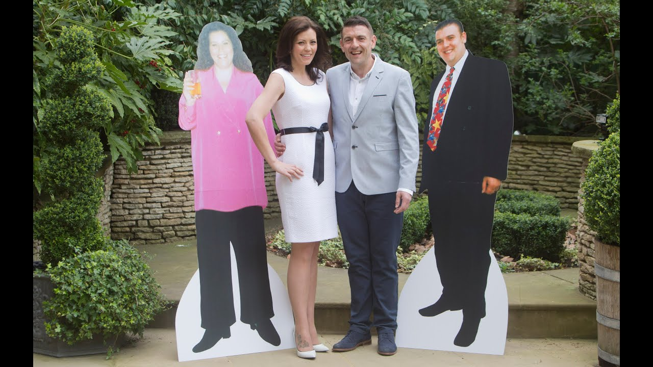 Slimming World Couple of the Year 2014 - Graeme and Lisa ...