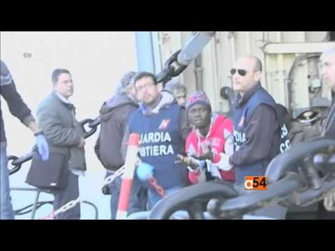 Italy Migrants Rescue