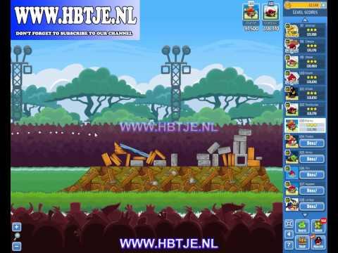 Angry Birds Friends Tournament Week 79 Level 3 high score 127k (tournament 3)
