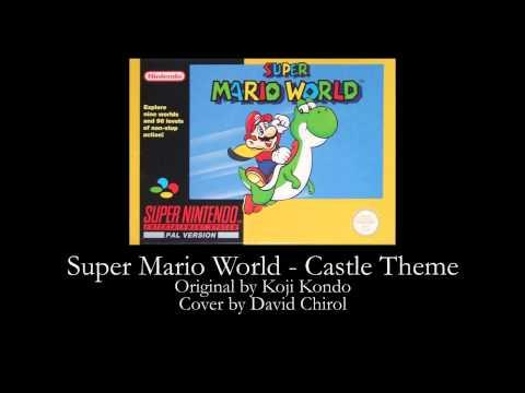 Super Mario World - Castle Theme Orchestral Cover (OC/DC)