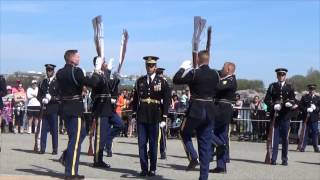 JSDTC 2014 United States Army Old Guard Drill Team