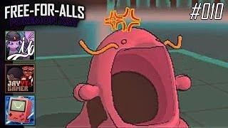 Pokémon X&Y FFAs #010 Feat. TheHeatedMo, GameboyLuke, & JayYTGamer!!