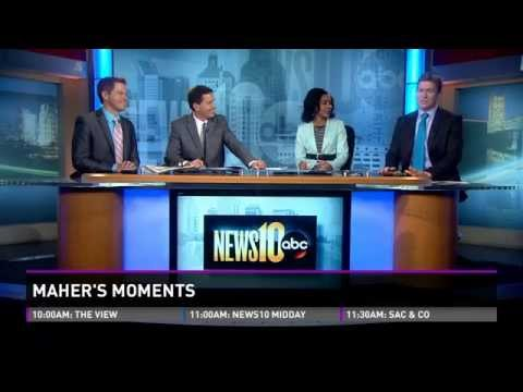 Maher's Moments:  Al Sharpton is a bad TV anchor