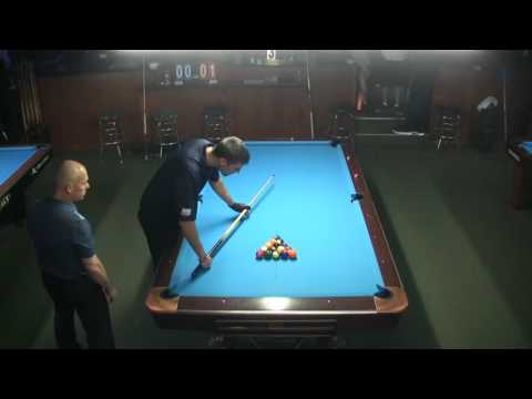 2016 US Amateur Championship - Daniel Gambill VS Bruce Choyce - Round 18