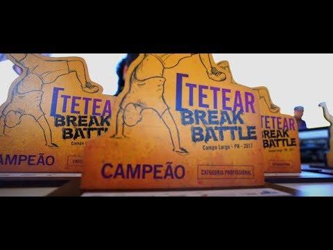 Batalha de Break Campo Largo - Projeto TETEAR - Ano 6