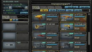 Bau Vat CF, Hack Full Bau Vat CF, Bug Sung Vinh Vien Bau