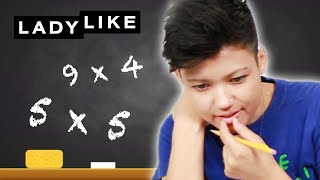 We Took 3rd Grade Math Quizzes! • Ladylike