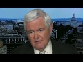 Gingrich: President Trump is in a real war with media