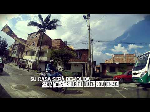 EPM – Camino al Barrio –Pablo Escobar- Don Luis - Biblioteca comunitaria