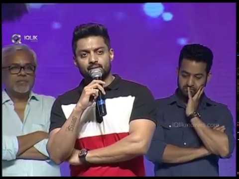 Nandamuri-Kalyan-Ram-Fantastic-Speech
