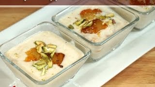 Pineapple Coconut Kheer..