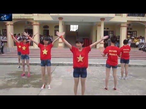 Nhảy Việt Nam Ơi- Nhảy flashmob- Viêt Nam ơi Chipmunk
