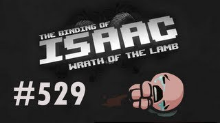 Let's Play - The Binding of Isaac - Episode 529 [Commitment]