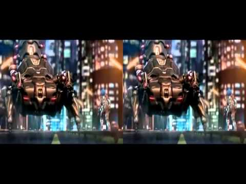 Phim 3D hay nhất năm 2014 Azureus Rising Proof of Concept 360p