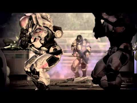 E3: Mass Effect 3 Trailer (HD 720p)