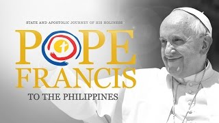 (LIVE) – Pope Francis Visits Philippines – Day 1 (Video Soure #1)
