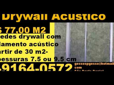 preo dryywall acustico