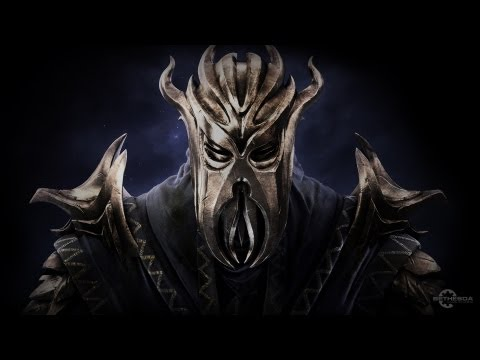 Вот такой он Dragonborn