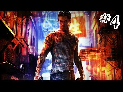 Sleeping Dogs - Gameplay Walkthrough - Part 4 - STICK UP AN DELIVERY (Video Game)
