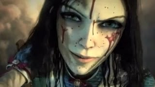 Alice Madness Returns The Movie-All Story Cutscenes