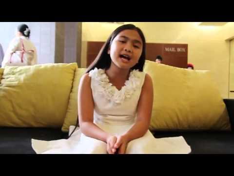 Thiện Nhân The voice kids hát Giọt Sương (st: Mỹ Tâm)