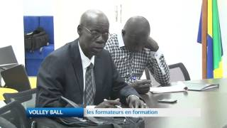 VOLLEY BALL : les formateurs en formation