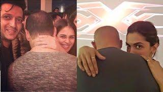 Salman Khan, Vin Diesel, Deepika Padukone, Bollywood updates, Bollywood news, Sania Mirza