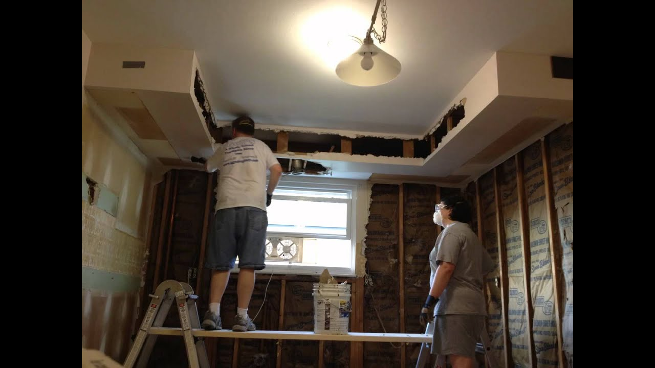 Ourikeakitchen Blogspot Com Kitchen Soffit Removal