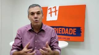 Zé Silva – Presidente estadual do Solidariedade-MG