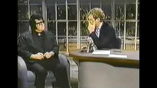 Roy Orbison on David Letterman