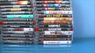 Ps3 Game Collection Update April 2013