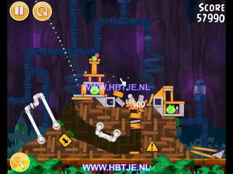 Angry Birds Short Fuse 26-5 3 stars