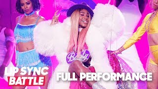 "Normani Kordei of Fifth Harmony Channels Destiny's Child for ""Bootylicious"" 