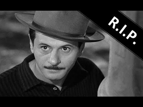 Rest in Peace Eli Wallach