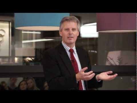 Childhood cancer talk by Dr Antony Michalski - Cancer Research UK