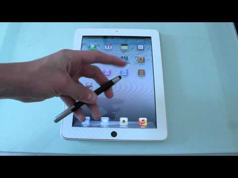 Bamboo Stylus & Bamboo Paper Review