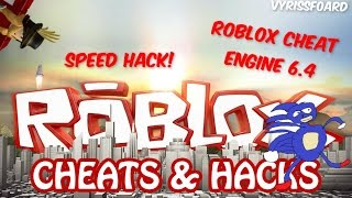 Roblox Cheat Engine 6.4 Speed Hack OCT [Unpatched