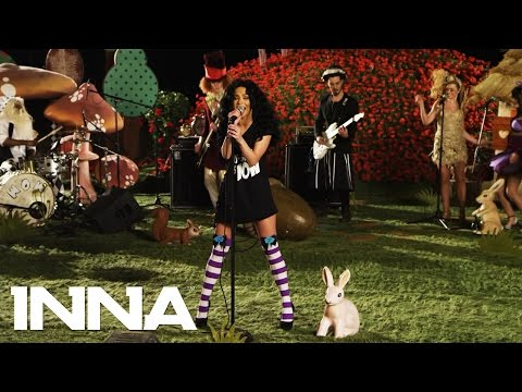 Inna - Wow (Live WOW Session 2012)