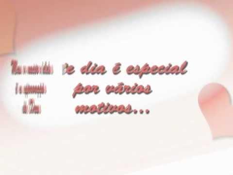 Mensagem Para Casamento   Linda!!!wmv.wmv