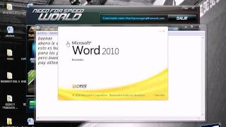 Como Cambiar De Color Word 2010