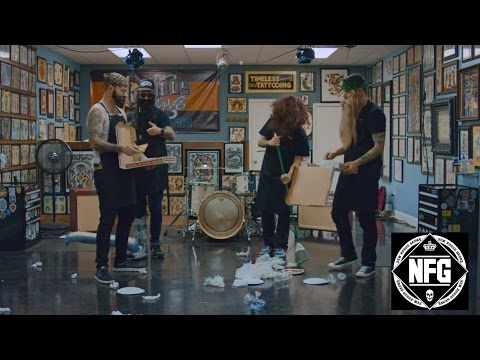 New Found Glory - Vicious Love (feat. Hayley Williams) Official Music Video