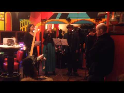 Farewell Song for Jerry Fransman ..By his friends @ Jazz Cafe New Orleans - 2014