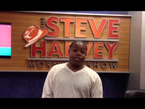 Junior From Steve Harvey Morning Show