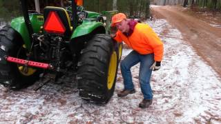 Working Man 1: Trusty Tractor - Gus Johnson Comedy