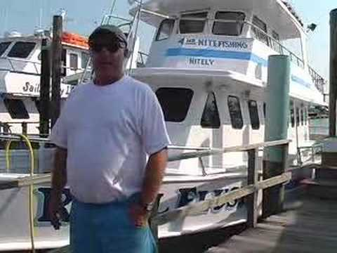 Wildwood fishing youtube for Wildwood nj fishing charters