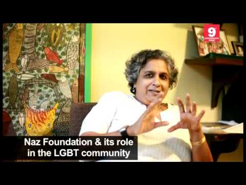 Anjali Gopalan on Naz Foundation and its role in the LGBT community