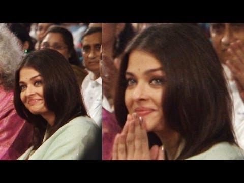 Aishwarya Rai Bachchan CRIES in PUBLIC