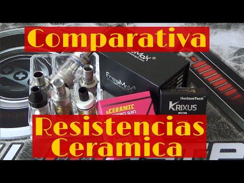 Comparativa | Resistencias de Ceramica para Vapear